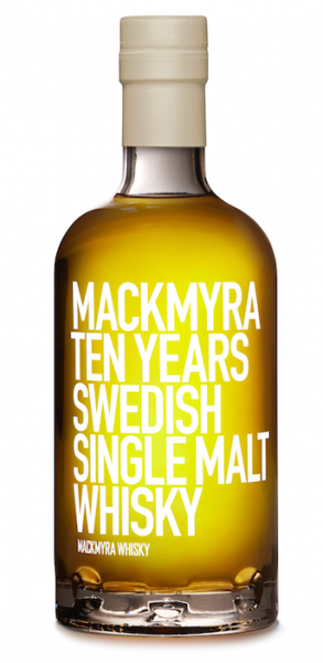 Mackmyra Svens 10 years old Svedish Whisky Single Malt