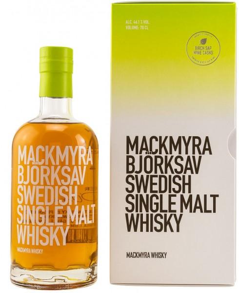 Mackmyra Björksav Whisky Svedish Single Malt