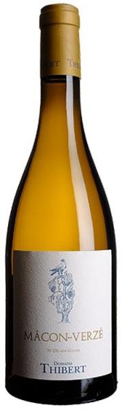 2016er Thibert Macon Verzé Chardonnay Bourgogne
