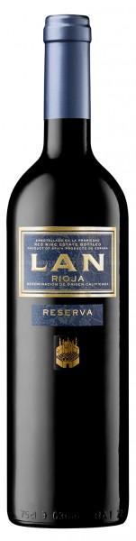 2012er Lan Rioja Reserva tinto