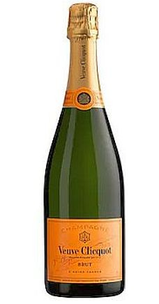 Champagner 0,375 Veuve Clicquot brut