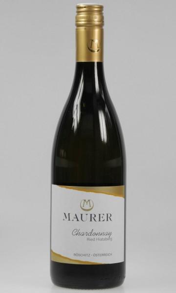 2019er Maurer Pinot Blanc Weinviertel halbtrocken