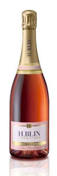 Champagner Blin Rosé brut