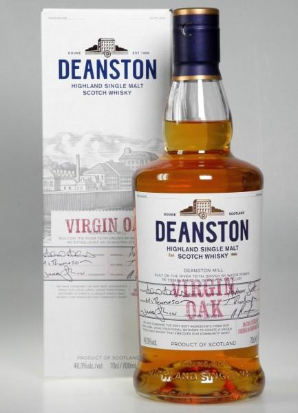 Deanston Virgin Oak Single Malt Whisky