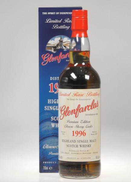 Glenfarclas 1997 / 2018 Oloroso Sherry cask Single Malt Whisky