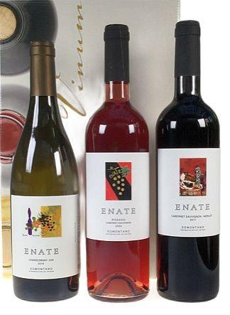3er Bodega Enate Weinsortiment aus den Pyreneen