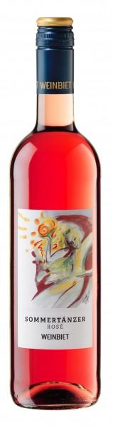 2017er Weinbiet Rosé Sommertänzer feinherb