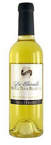 2012er Les Charmilles de La Tour Blanche Sauternes 0,375 l