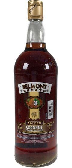Belmont Estate Golden Coconut Spirituose St. KItts