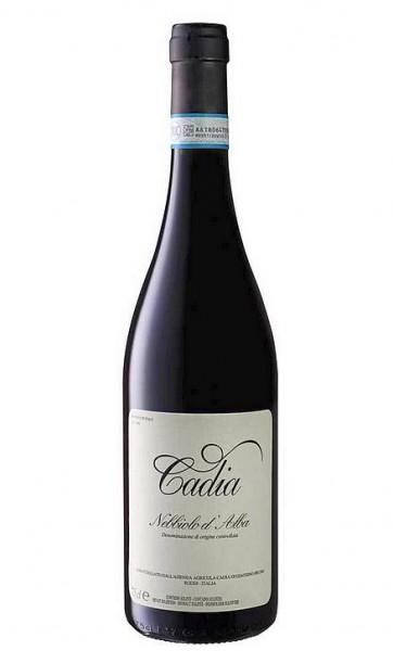 Cadia 2015er Nebbiolo d´ Alba rosso