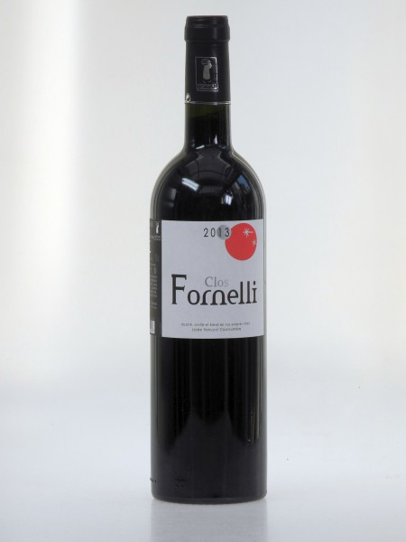 2013er Clos Fornelli Corse Rouge