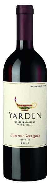 2013er Golan Heights Yarden Cabernet Sauvignon