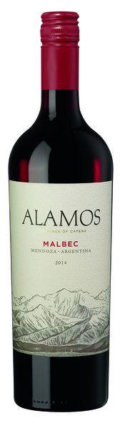 2019er Alamos Malbec Argentinien