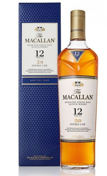 Macallan 12 years Double Cask Highland Whisky