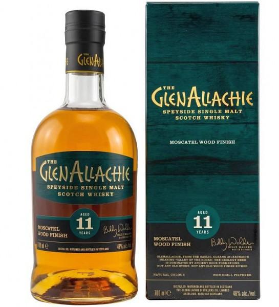 GlenAllachie 11 years Single Malt MOSCATEL Cask finish