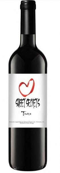 """2014er Quinta Plansel """"Sweet Secrets"""" 35g/l Restsüße tinto"""