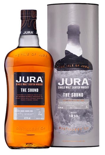 Isle of Jura LITER SOUND Single Malt Whisky