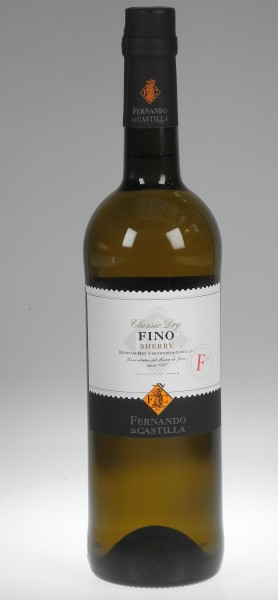 Fernando de Castilla Premium Sherry fino