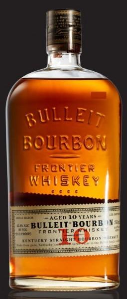 Bulleit Bourbon 10 years Frontier Whiskey