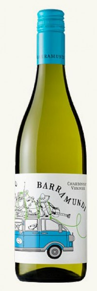 2018er Barramundi crisp Viognier Chardonnay