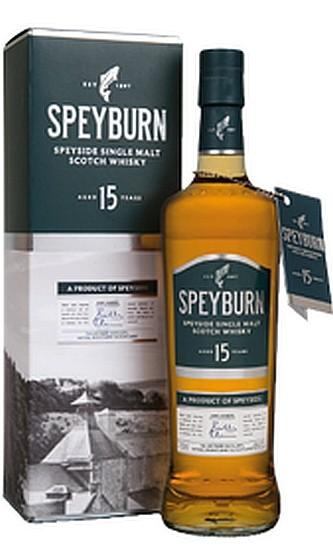 Speyburn 15 years Single Malt unchillfiltered Speyside
