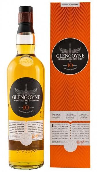 Glengoyne 10 years old Single Malt Whisky