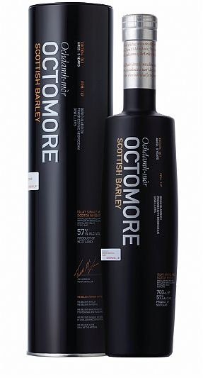 Bruichladdich Octomore 06.1 _ 167 Islay Single Malt Whisky
