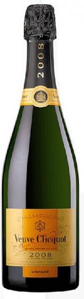 Champagner Veuve Clicquot VINTAGE 2008 brut