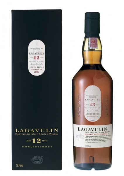 Lagavulin 12 years cask strength special release Whisky
