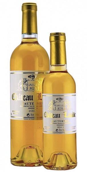 2009er Chateau Laville Sauternes Doux