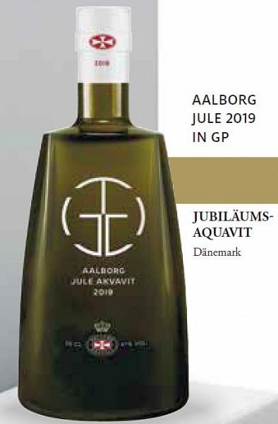Aalborg Jule Akvavit 2019