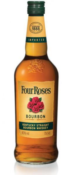 Four Roses Kentucky Straight Bourbon Whiskey 40% 0,7l