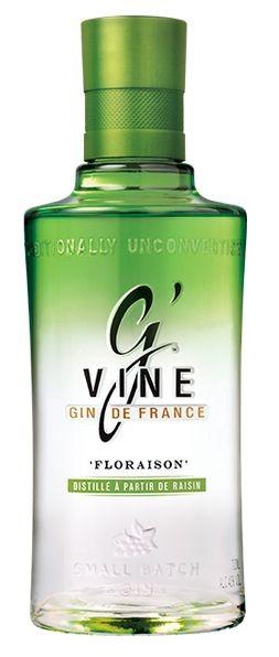 G Vine Floraison Gin aus Traubendestillat