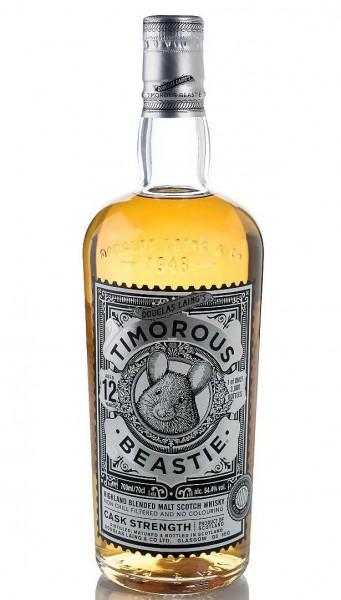 Timorous Beastie CASK Strength Highland blended Malt Whisky