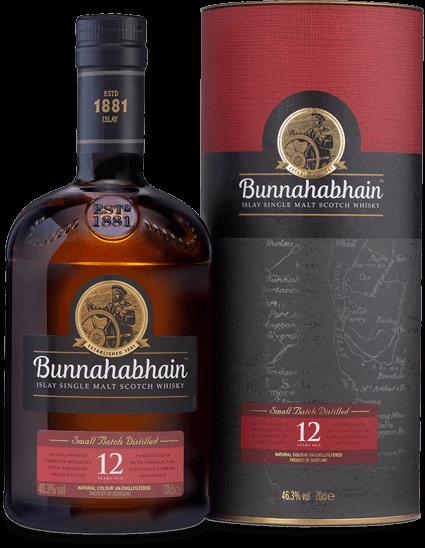 Bunnahabhain 12 years Islay Single Malt Whisky