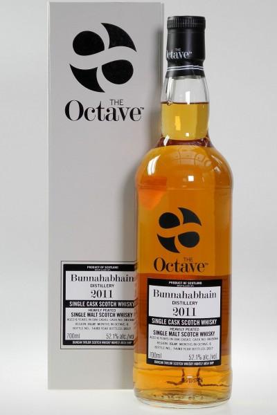 Bunnahabhain Octave Cask 2011 Islay Malt Whisky