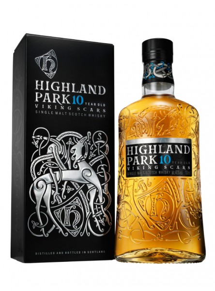 Highland Park 10 years 0,35 l Single Malt Orkney Whisky