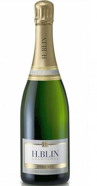 Champagner Blin Demi Sec