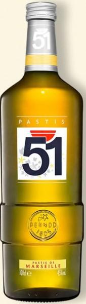 Pastis 51 LITER Anis de Marseille