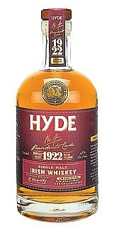 Hyde No 4 Rum Cask limited Small Batch Irish Whisky