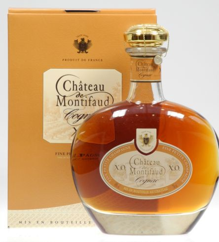 Cognac XO Karaffe Helios Chateau Montifaud