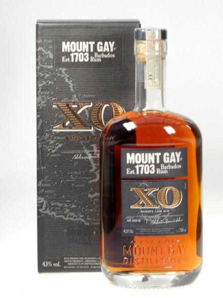 Mount Gay EXTRA OLD Barbados Rum