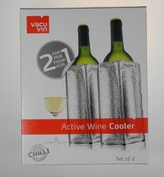 Vacuvin Active Weinkühler 2er Packung