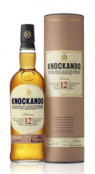 Knockando 12 years old single Malt Whisky