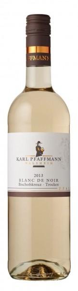 2020er Pfaffmann Blanc de Noir trocken Weißwein