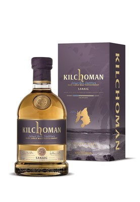 Kilchoman Sanaig Islay single Malt - Whisky