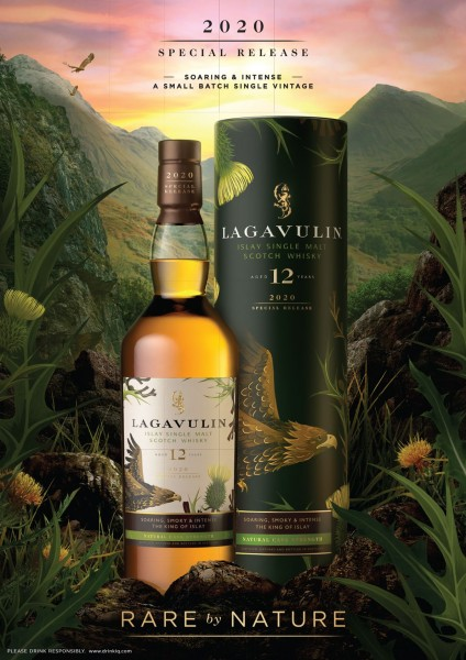 Lagavulin 2020 special release 12 years cask strength special Whisky