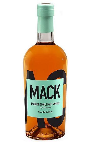 Mackmyra Svens MACK BY MACKMYRA Svedish Whisky Single Malt