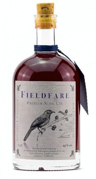 Fieldfare Diemel SLOE Gin - Schlehe