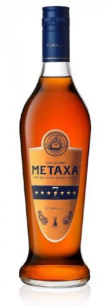 Metaxa 7 Stern Spirituose